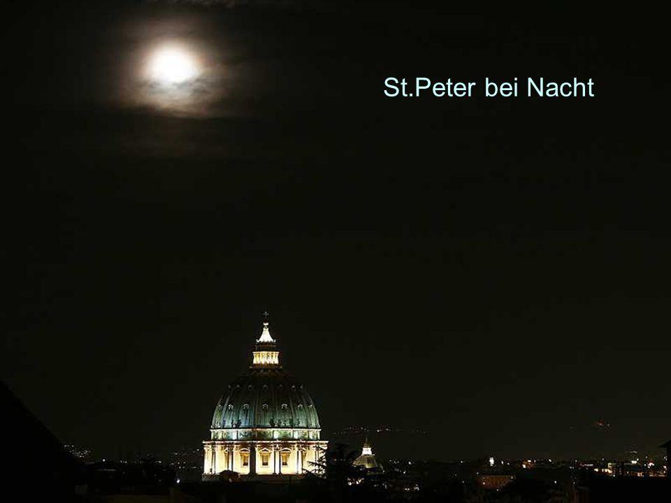 St.Peter bei Nacht