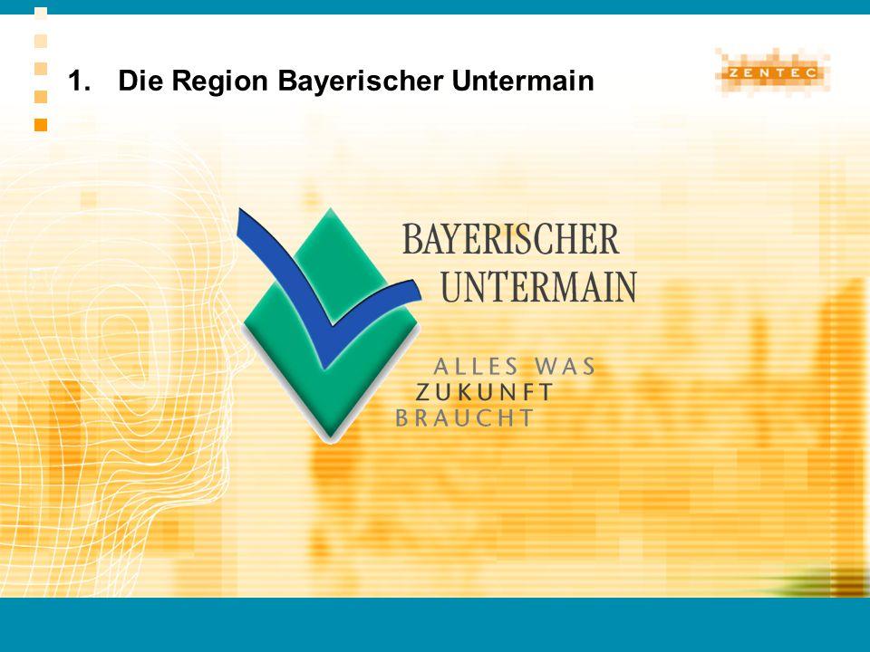 1.Die Region Bayerischer Untermain