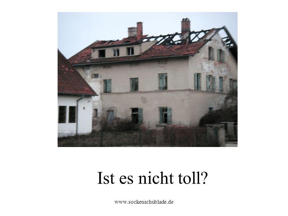 www.sockenschublade.de Wir haben natürlich auch einen wunderbar großen Garten...