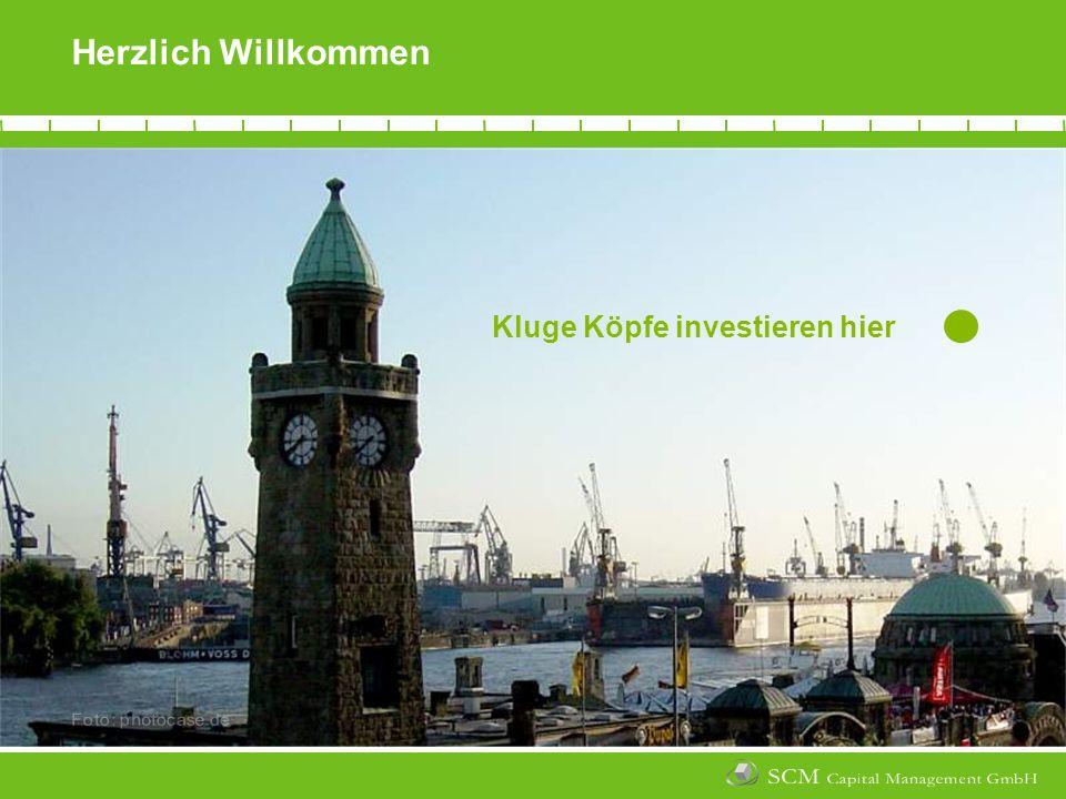 20062007200820092010201120122013201420152016 Herzlich Willkommen Kluge Köpfe investieren hier