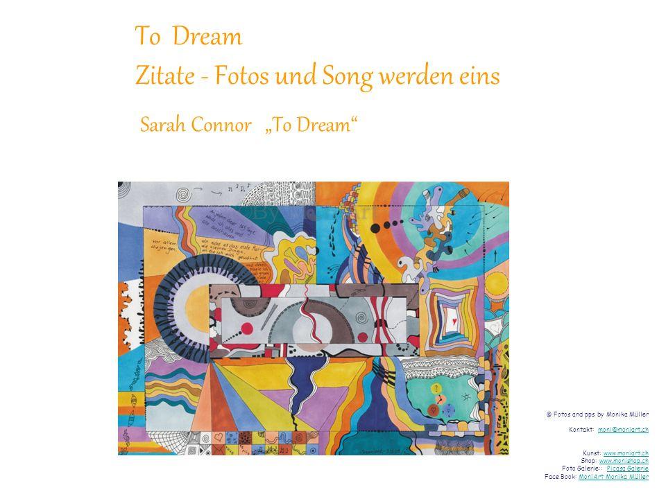 Der Traum ist ein verwischter Fingerabdruck unserer Seele. Norbert Heiek