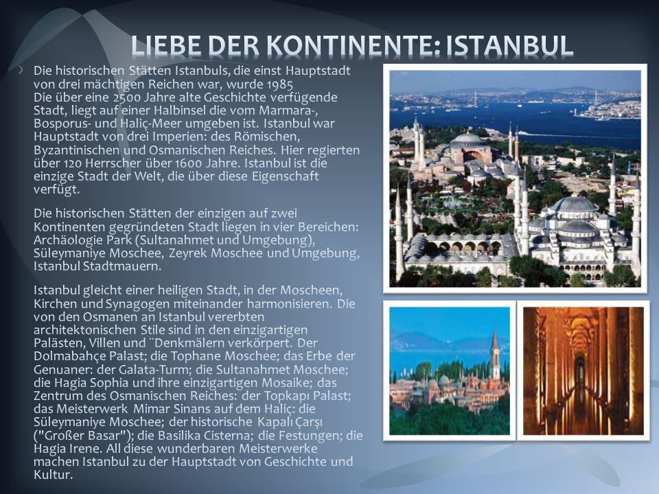 Die Hagia Sophia wurde 537 n.Chr. fertiggestellt.
