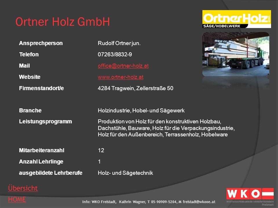 Info: WKO Freistadt, Kathrin Wagner, T 05-90909-5204, M freistadt@wkooe.at HOME Übersicht Ansprechperson Telefon Mail Website Firmenstandort/e Branche Leistungsprogramm Mitarbeiteranzahl Anzahl Lehrlinge ausgebildete Lehrberufe Raiffeisenbank Mühlviertler Alm reg.Gen.mbH AnsprechpersonKlemens Mossbauer MBA Telefon07261/7371-38474 Mailmossbauer.34330@raiffeisen-ooe.at Websitewww.rbmva.at Firmenstandort/e4280 Königswiesen, Schulstr.