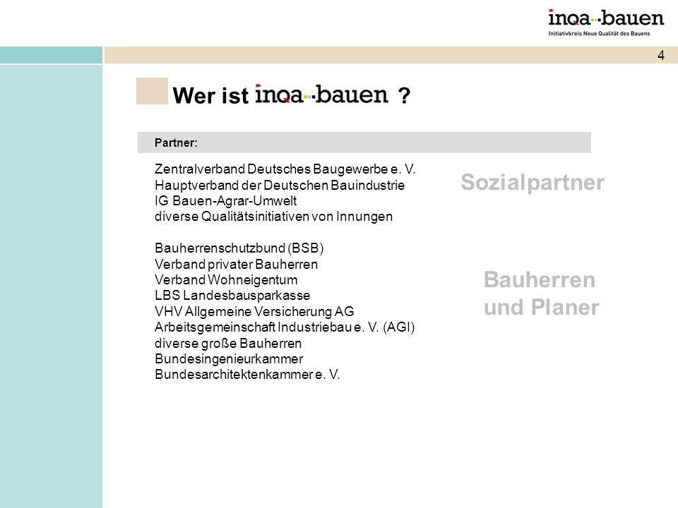 4 Wer ist .Partner: Zentralverband Deutsches Baugewerbe e.