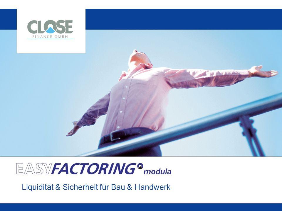 Liquidität & Sicherheit für Bau & Handwerk