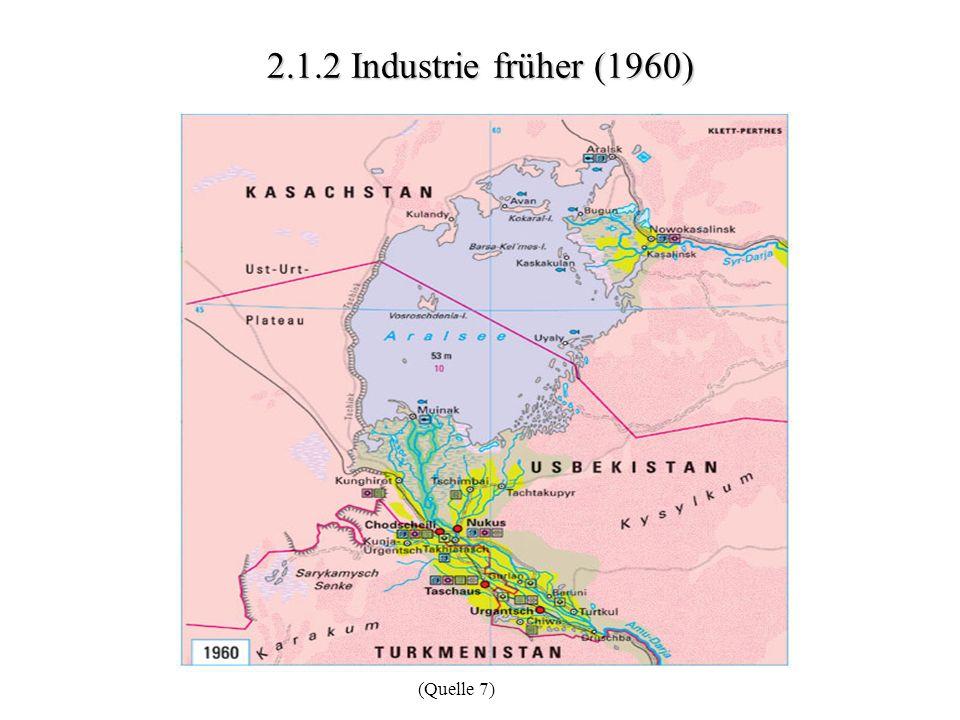 2.1.2 Industrie früher (1960) (Quelle 7)