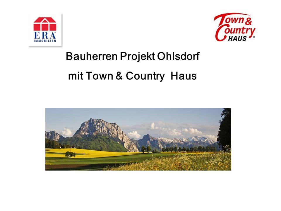 Bauherren Projekt Ohlsdorf mit Town & Country Haus