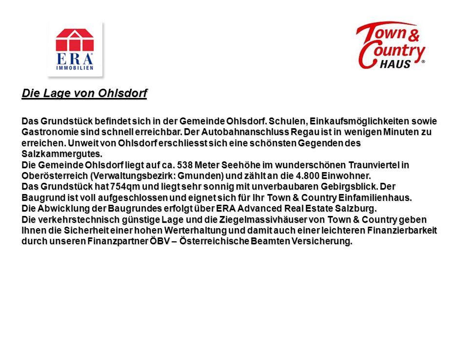Die Grundstücke in Ohlsdorf von ERA Immobilien