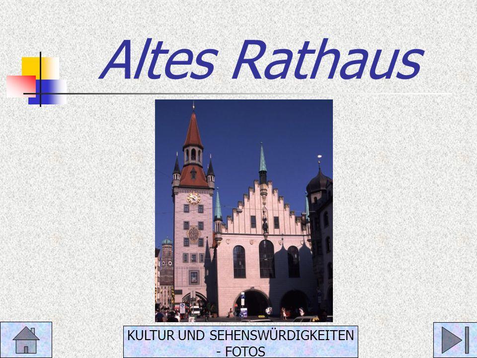 Rathaus KULTUR UND SEHENSWÜRDIGKEITEN - FOTOS