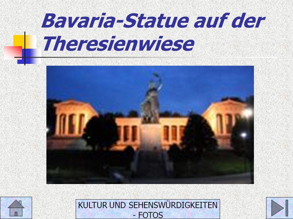 Theatinerkirche am Odeonsplatz KULTUR UND SEHENSWÜRDIGKEITEN - FOTOS