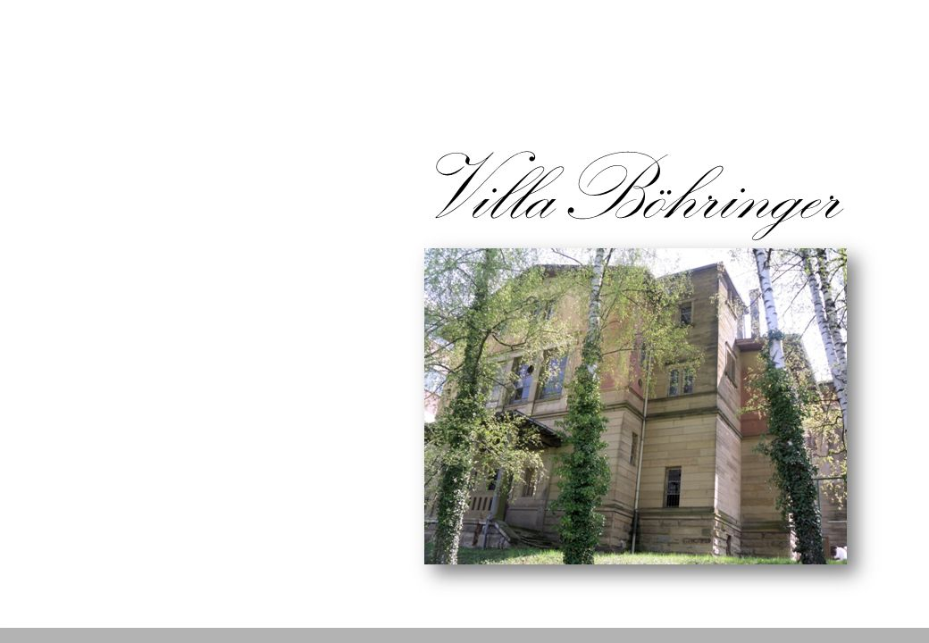 V VillaBöhringer