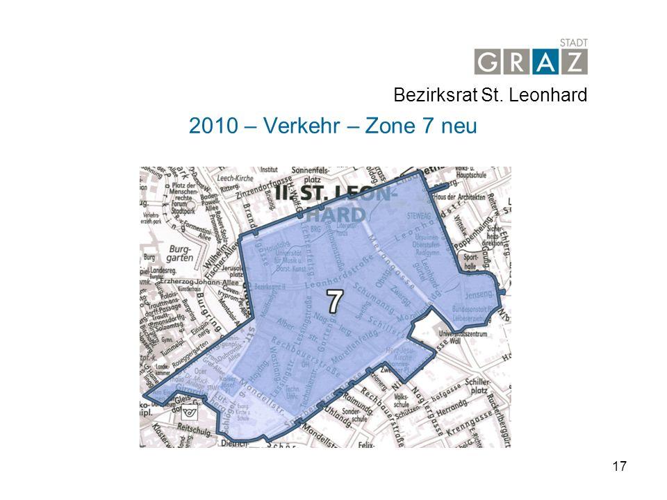 17 2010 – Verkehr – Zone 7 neu Bezirksrat St. Leonhard