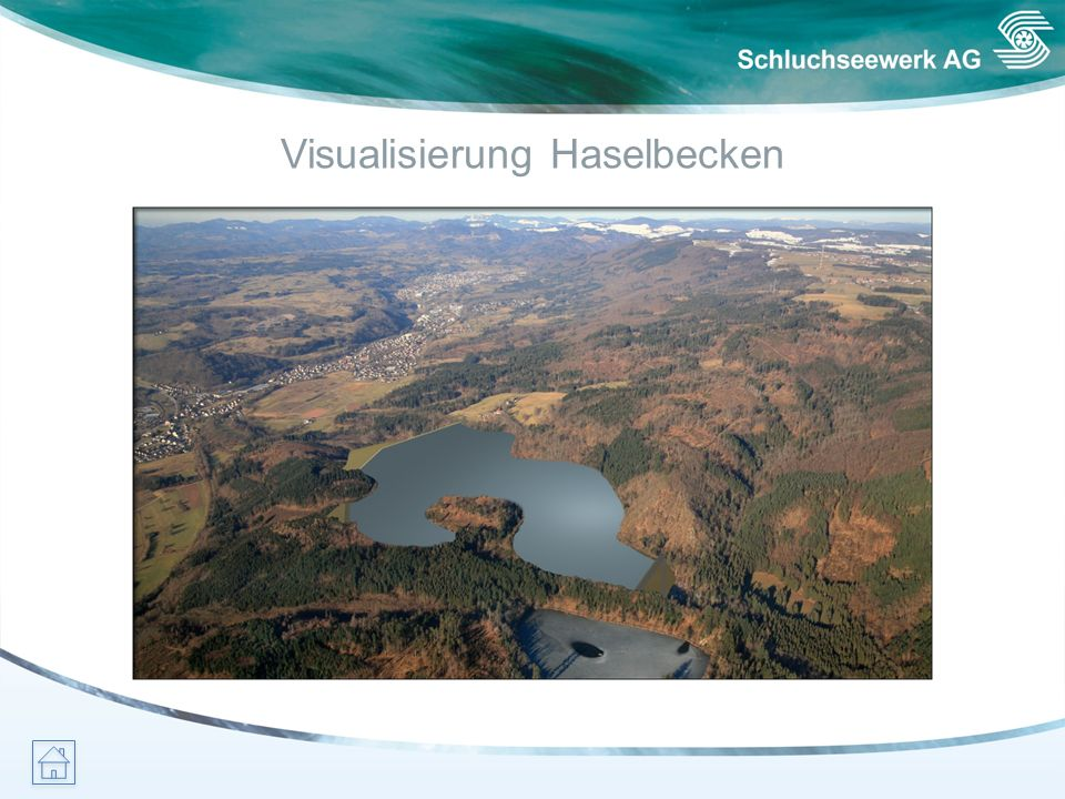 Visualisierung Haselbecken