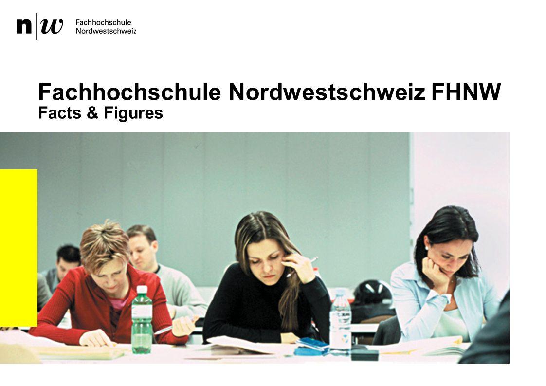 Fachhochschule Nordwestschweiz FHNW Facts & Figures