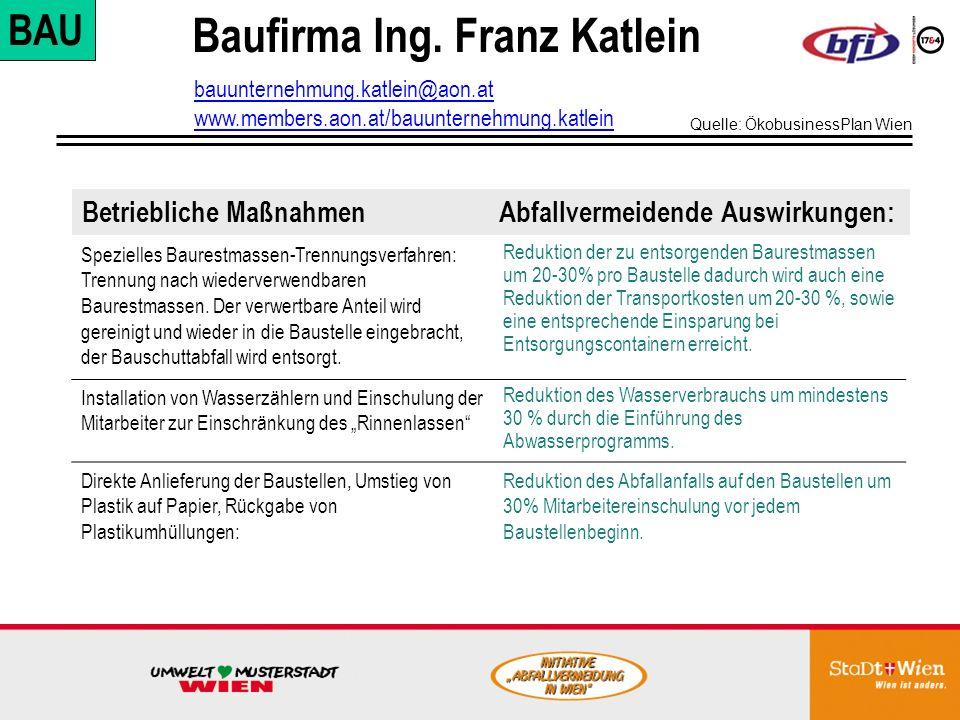 Recycling-Börse Bau Ziel der Recycling-Börse ist es, Angebot und Bedarf an mineralischen Baurestmassen und Recycling-Baustoffen schnell und übersichtlich in ganz Österreich darzustellen.