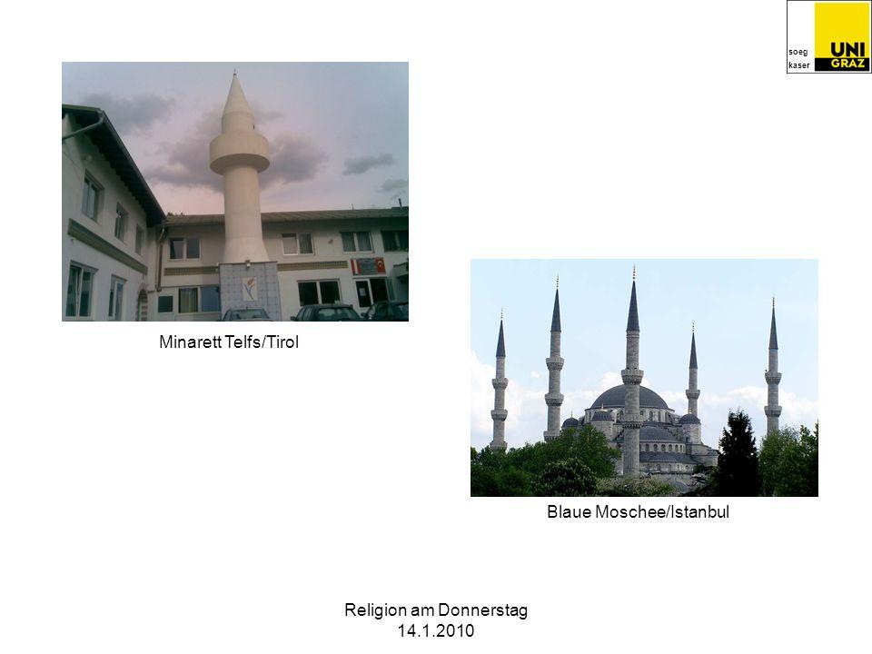 soeg kaser Religion am Donnerstag 14.1.2010 Schlussfolgerungen: Die Argumente: 1) Der Koran sei frauenfeindlich und frauenverachtend. 2) Zwangsheirat,