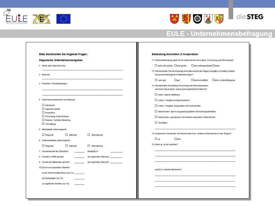 EULE - Unternehmensbefragung