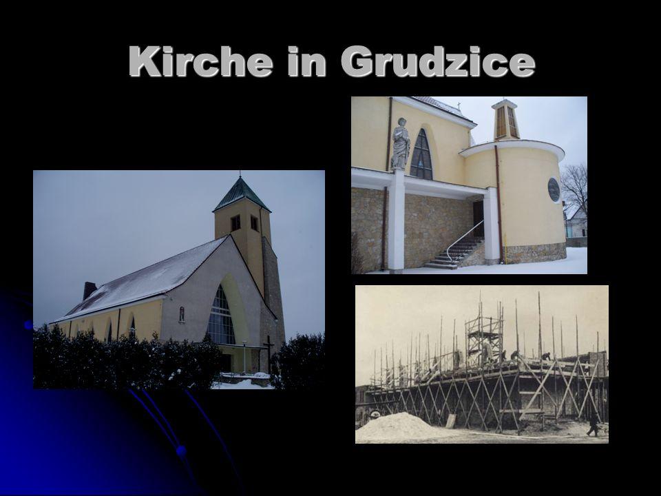 Kirche in Grudzice