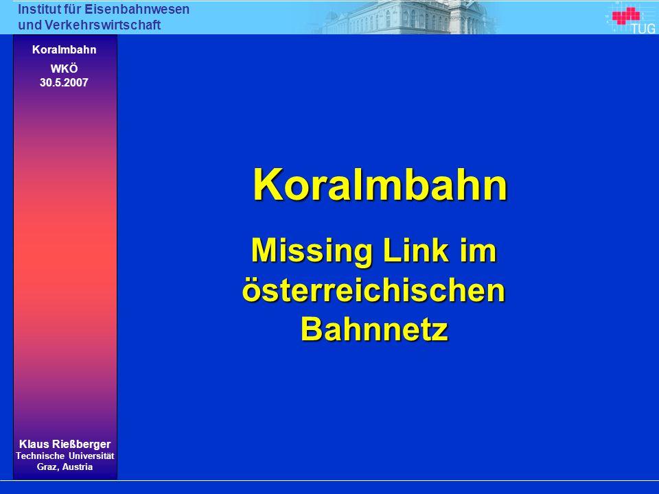 Gloggnitz Steyer Rottenmann Klein Reifling 1841-1842-1844-1846-1847-1854-1857 1858-1859-1863-1864-1867-18711868-1869-1870-1872-1873 1875-1878 - 1909 Netzentwicklung Westbahn 1856-1858 1875 - 1878 1860/1861 1860 - 18731872 -18841905 -19101881