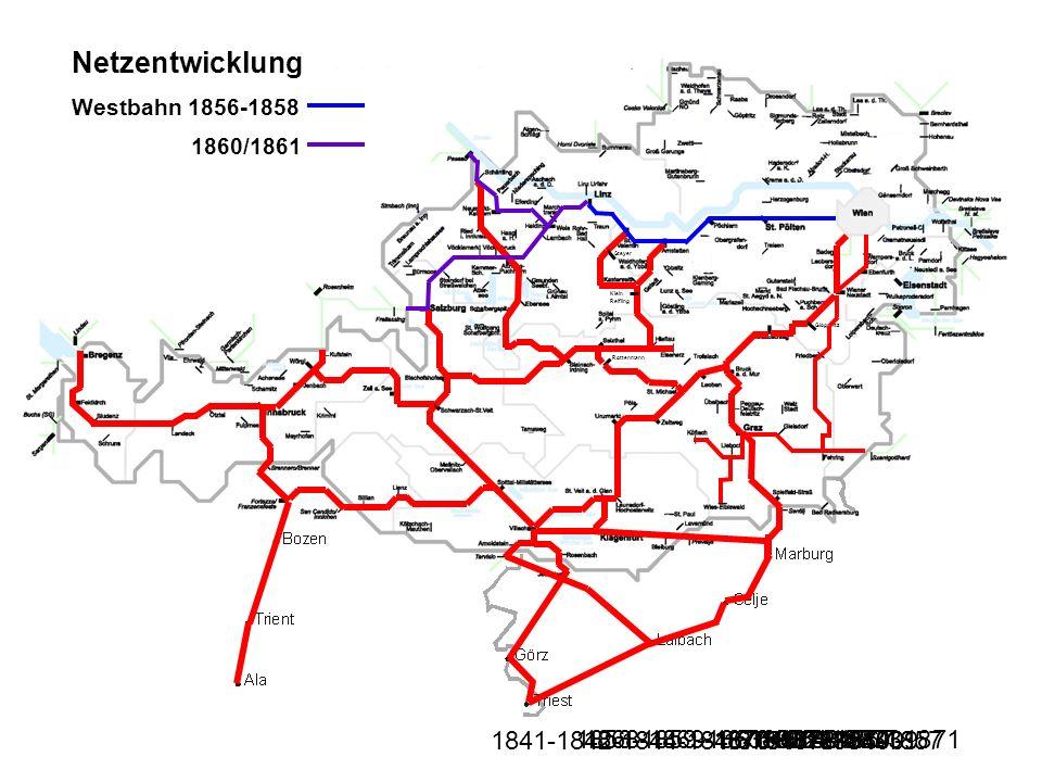 Gloggnitz Steyer Rottenmann Klein Reifling 1841-1842-1844-1846-1847-1854-1857 1858-1859-1863-1864-1867-18711868-1869-1870-1872-1873 1875-1878 - 1909 N