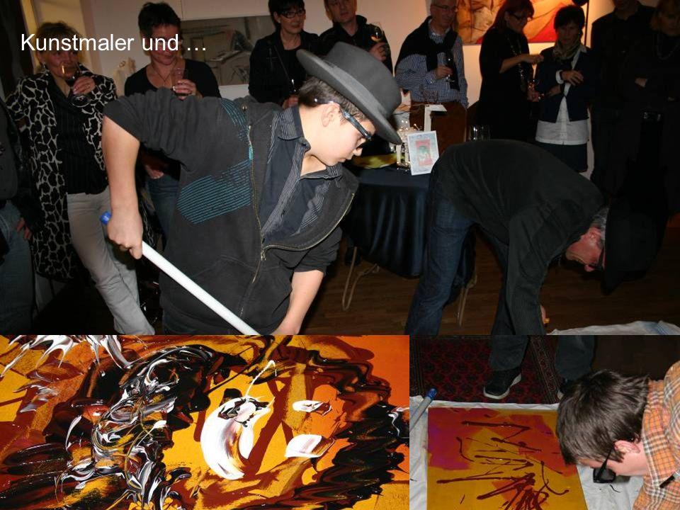 Kunstmaler und …