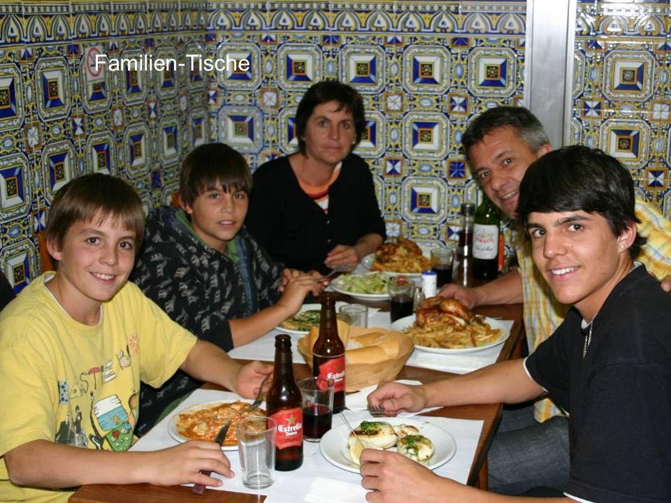 Familien-Tische