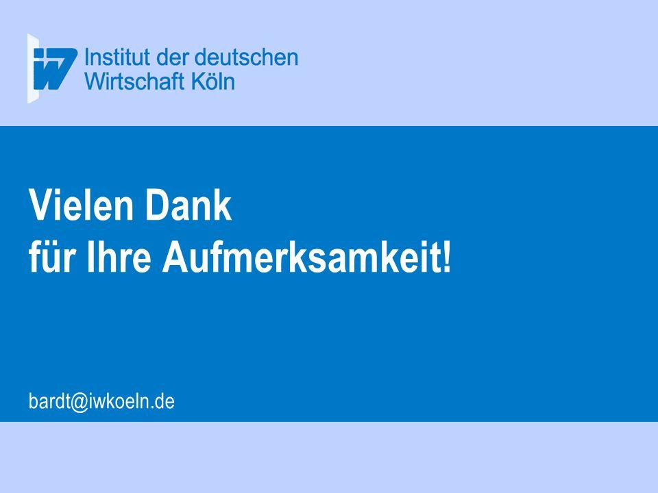 Dr. Hubertus Bardt, Modernisierung des Kraftwerksbestands in Deutschland, 10. September 201027 Zusatzaufträge für die Bau- und Baustoffwirtschaft vers