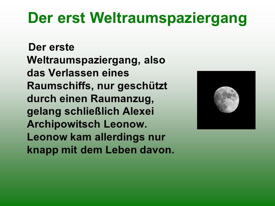 Mondlandung 1966 gelang die erste weiche Mondlandung, also das unversehrte Aufsetzen des Flugkörpers auf der Mondoberfläche, mit Luna 9.
