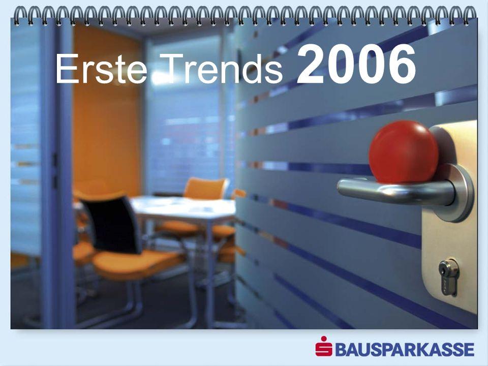 Erste Trends 2006