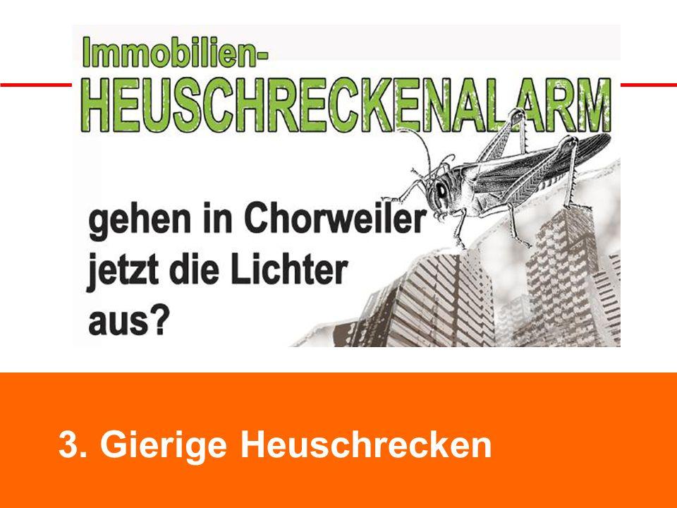 3. Gierige Heuschrecken Bremen Neue Vahr