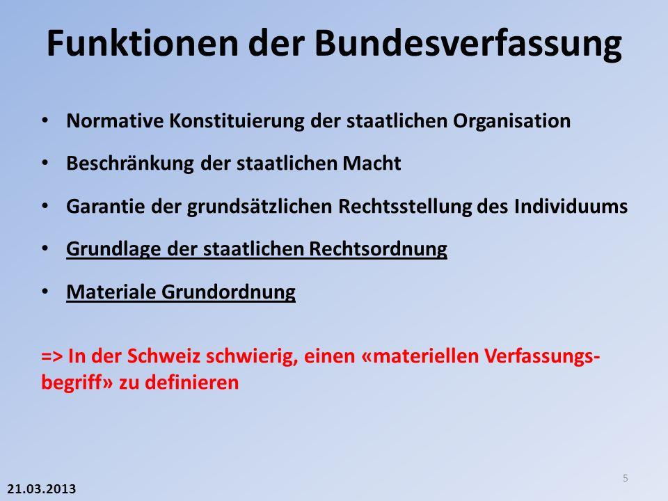 21.03.2013 2. Volksrechte & Kernenergie 6