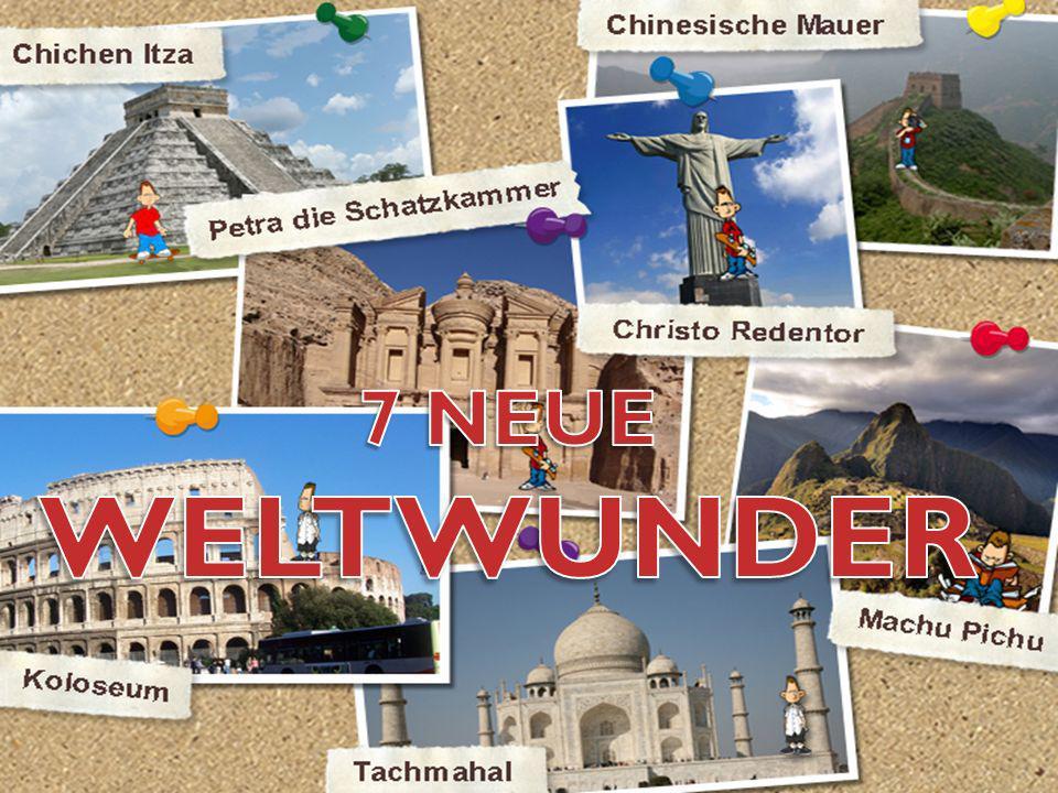 Sieben Neue Weltwunder