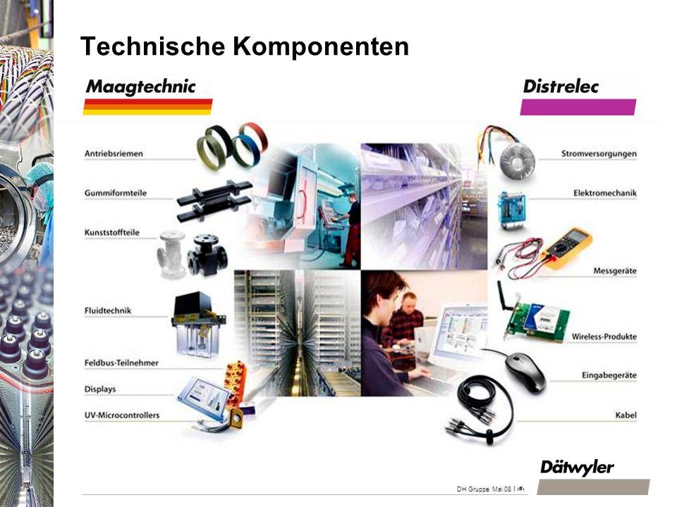 | 27 DH Gruppe Mai 08 Technische Komponenten