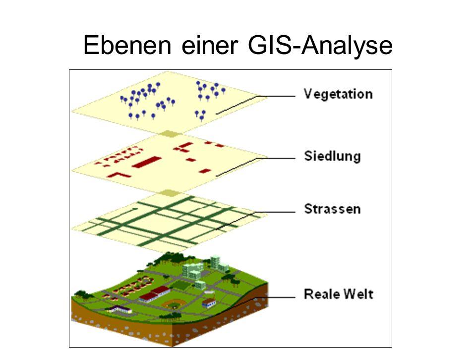 3.Datengrundlage Verwendete Datensätze vom Kantonalen Vermessungsamtes des Kantons Bern bzw.