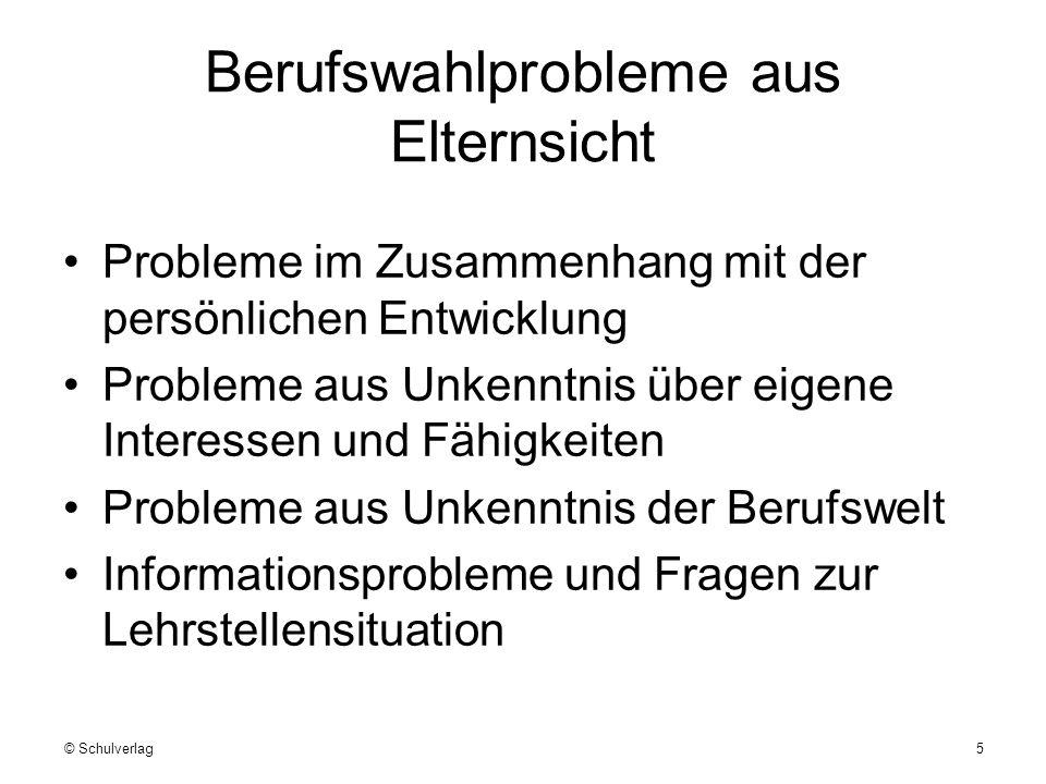 Das Bildungssystem der Schweiz © Schulverlag16