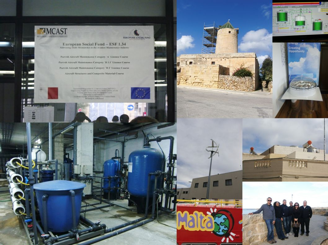 AIRE+Malta 20. – 27. Februar 201111