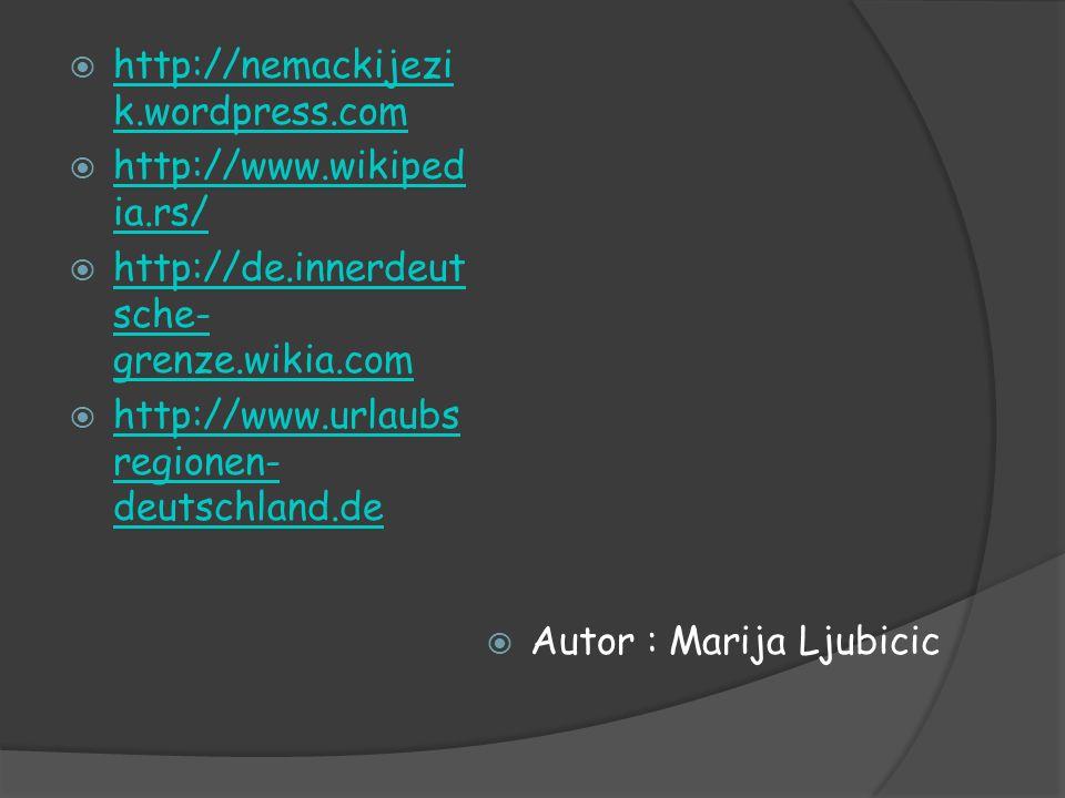 http://nemackijezi k.wordpress.com http://nemackijezi k.wordpress.com http://www.wikiped ia.rs/ http://www.wikiped ia.rs/ http://de.innerdeut sche- gr