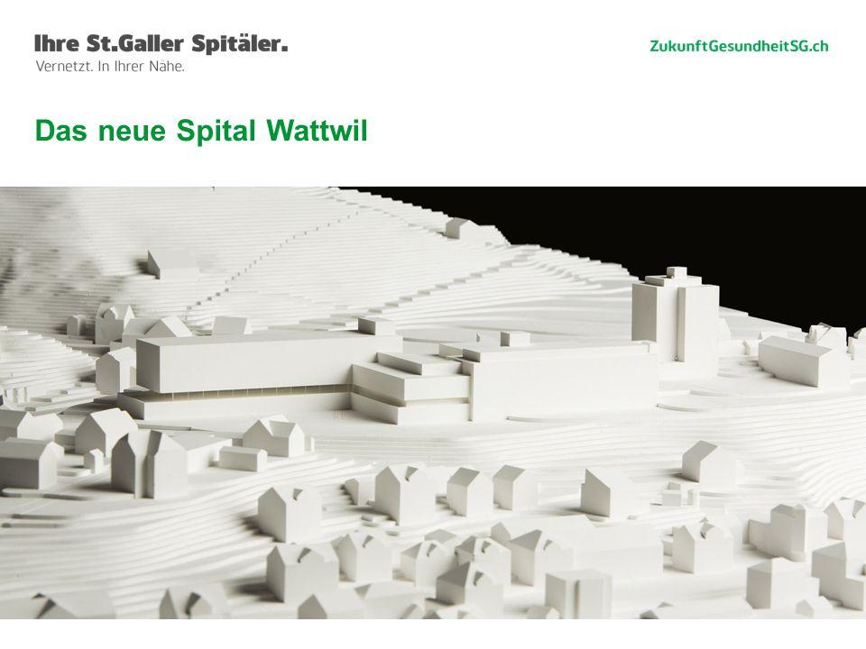 46 Das neue Spital Wattwil
