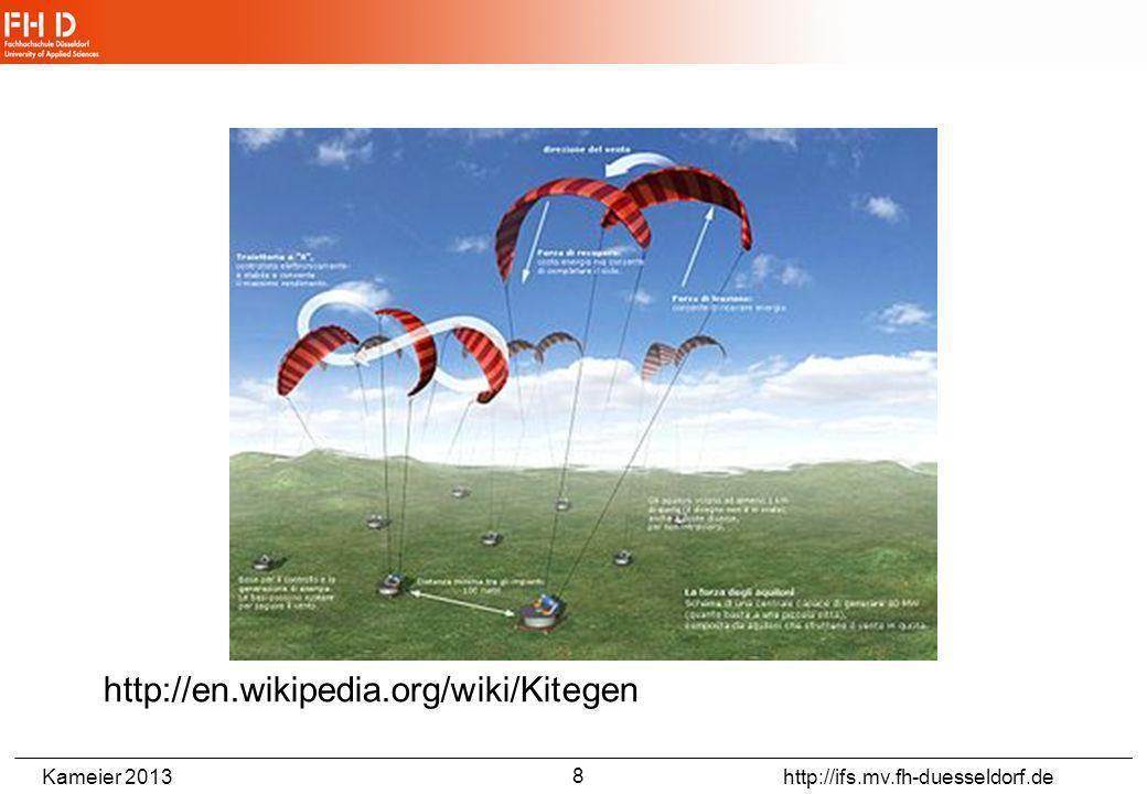 http://de.wikipedia.org/wiki/E-Ship_1 E-Ship 1 (Enercon) 4 Flettner-Rotoren mit 27 m Höhe und 4 m Durchmesser Angestrebt ist eine Kraftstoffersparnis
