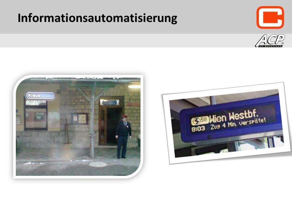 Informationsautomatisierung