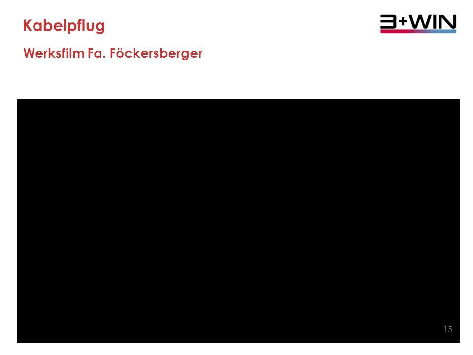 14 Kabelpflug Werksbild Fa. Föckersberger