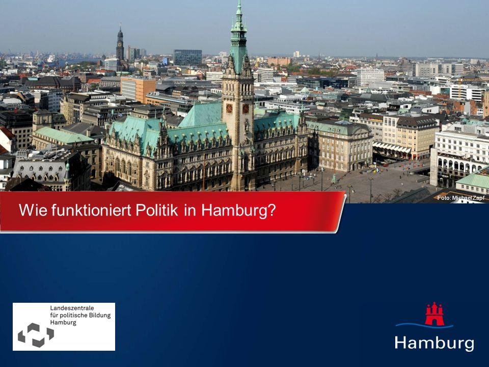 Wie funktioniert Politik in Hamburg? Foto: Michael Zapf
