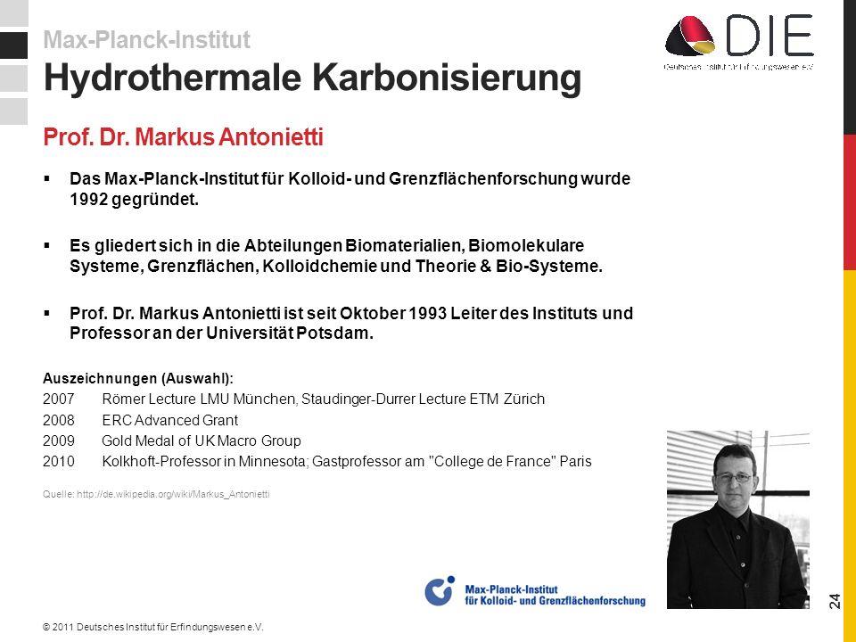 Das Max-Planck-Institut für Kolloid- und Grenzflächenforschung wurde 1992 gegründet.