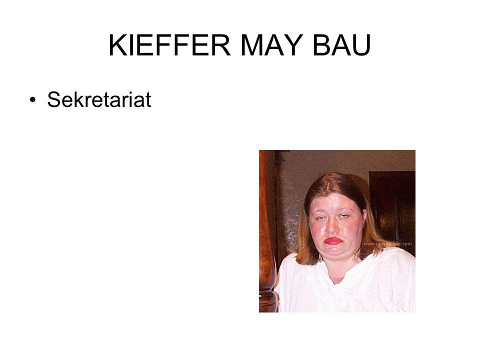 KIEFFER MAY BAU Sekretariat