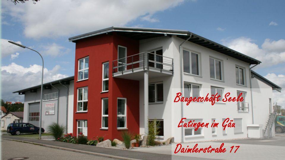 Baugeschäft Seele Eutingen im Gäu Daimlerstraße 17