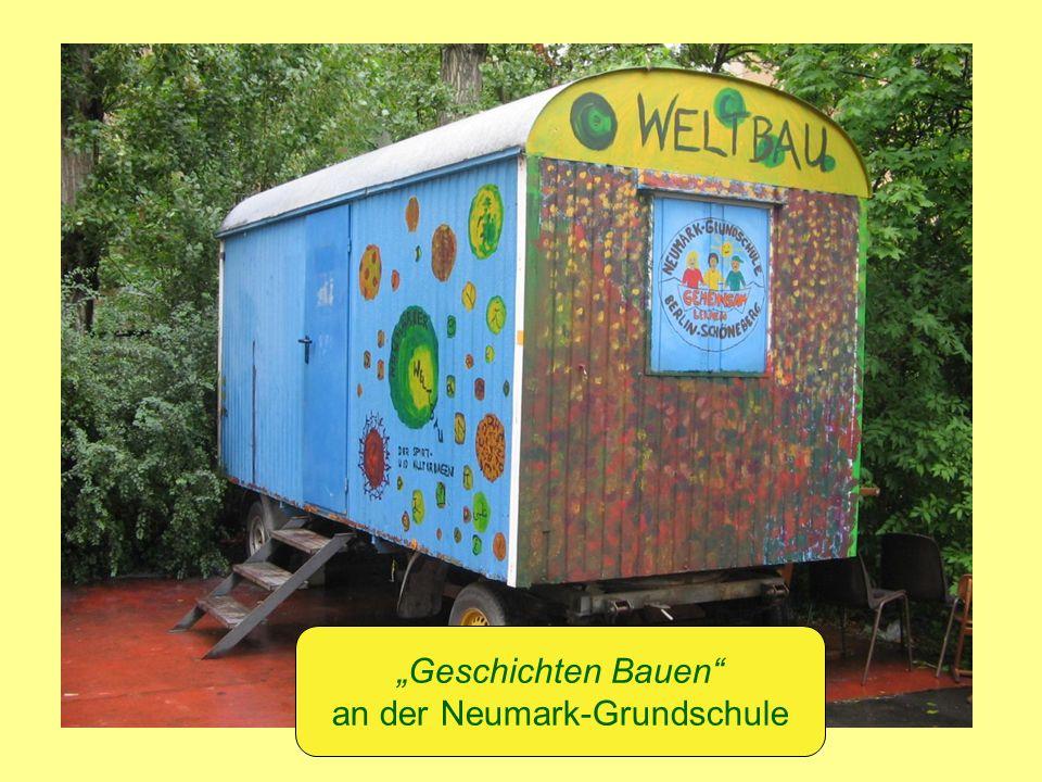Geschichten Bauen an der Neumark-Grundschule