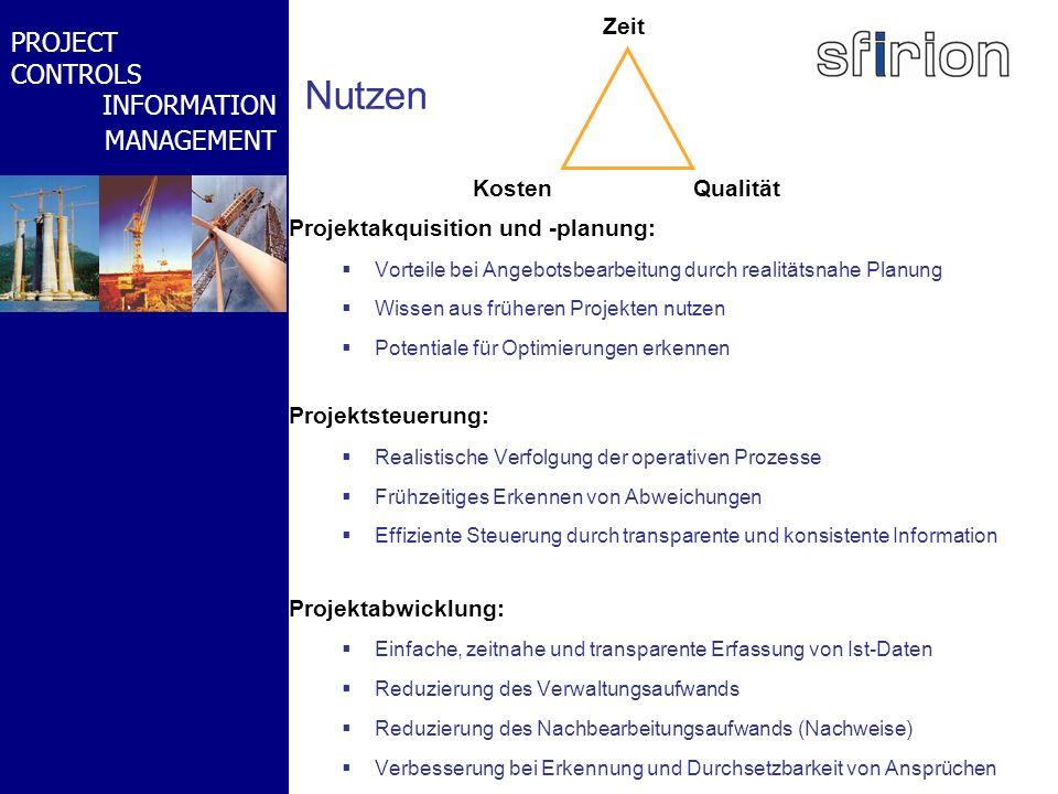 NACHRTRAGS- MANAGEMENT BMW-WELT PROJECT CONTROLS INFORMATION MANAGEMENT Projektakquisition und -planung: Vorteile bei Angebotsbearbeitung durch realit