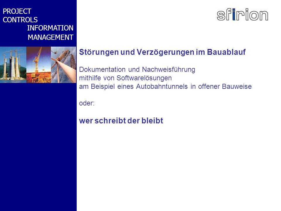 NACHRTRAGS- MANAGEMENT BMW-WELT PROJECT CONTROLS INFORMATION MANAGEMENT Störungen und Verzögerungen im Bauablauf Dokumentation und Nachweisführung mit