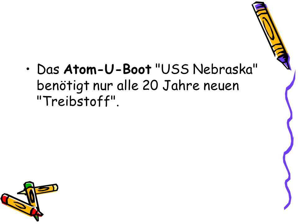 Das Atom-U-Boot