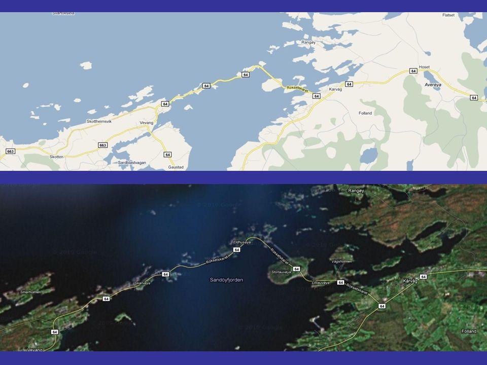 Seit 2009 wird auf der Atlantic Road ein mautpflichtiger Tunnel von Averaöy nach Kristiansund gebaut, Namen: Atlanterhavstunnelen, das heißt Atlantic Tunnel.